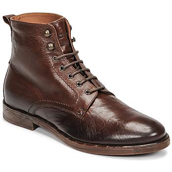 Čevlji  Moški Polškornji Kost MILITANT 67 Cognac