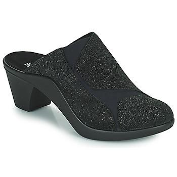 Čevlji  Ženske Natikači Romika Westland ST TROPEZ 234 Črna
