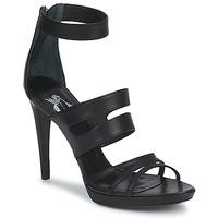 Čevlji  Ženske Sandali & Odprti čevlji Paul & Joe STARGATE Črna