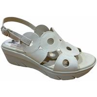 Čevlji  Ženske Sandali & Odprti čevlji Susimoda SUSI3927sasso grigio