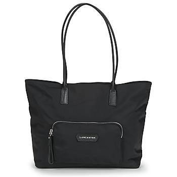 Torbice Ženske Nakupovalne torbe LANCASTER BASIC PRENIUM Črna