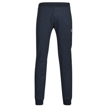 Oblačila Moški Spodnji deli trenirke  Le Coq Sportif ESS PANT SLIM N 2 M Modra