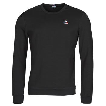 Oblačila Moški Puloverji Le Coq Sportif ESS CREW SWEAT N 3 M Črna