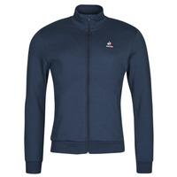 Oblačila Moški Športne jope in jakne Le Coq Sportif ESS FZ SWEAT N 3 M Modra