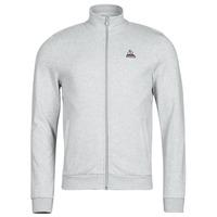 Oblačila Moški Športne jope in jakne Le Coq Sportif ESS FZ SWEAT N 3 M Siva / Sepraný