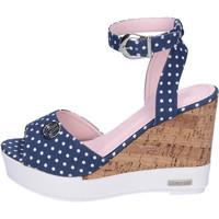 Čevlji  Ženske Sandali & Odprti čevlji Lancetti BJ942 Modra