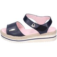 Čevlji  Ženske Sandali & Odprti čevlji Lancetti BJ944 Modra