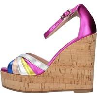 Čevlji  Ženske Sandali & Odprti čevlji L'amour 631 FUCHSIA