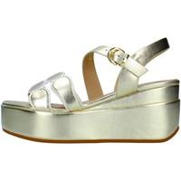 Čevlji  Ženske Sandali & Odprti čevlji Luciano Barachini GL123E GOLD