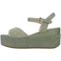 Čevlji  Ženske Sandali & Odprti čevlji Luciano Barachini GL125P GREEN