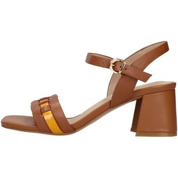 Čevlji  Ženske Sandali & Odprti čevlji Luciano Barachini GL282R BROWN