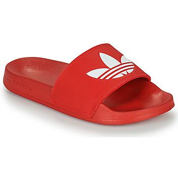 Čevlji  Natikači adidas Originals ADILETTE LITE Rdeča