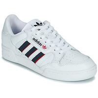 Čevlji  Nizke superge adidas Originals CONTINENTAL 80 STRI Bela / Modra / Rdeča
