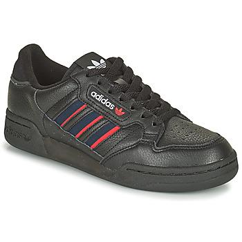 Čevlji  Nizke superge adidas Originals CONTINENTAL 80 STRI Črna / Modra / Rdeča