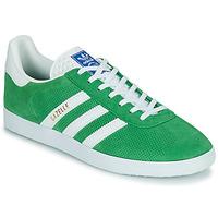 Čevlji  Nizke superge adidas Originals GAZELLE Zelena