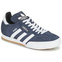 Čevlji  Nizke superge adidas Originals SUPER SUEDE Modra