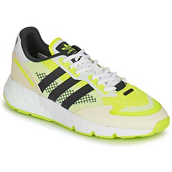 Čevlji  Moški Nizke superge adidas Originals ZX 1K BOOST Bela / Rumena