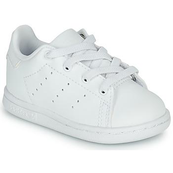 Čevlji  Otroci Nizke superge adidas Originals STAN SMITH EL I Bela
