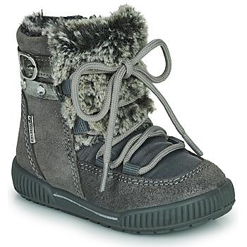 Čevlji  Deklice Škornji za sneg Primigi RIDE 19 GTX Siva