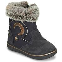 Čevlji  Deklice Škornji za sneg Primigi SNORKY GTX Kostanjeva