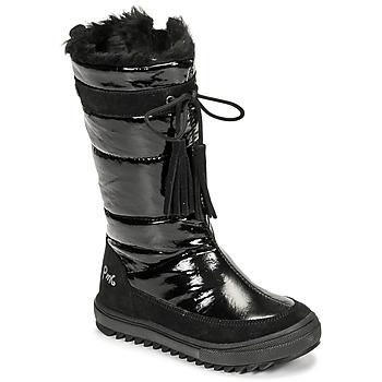 Čevlji  Deklice Škornji za sneg Primigi FLAKE GTX Črna