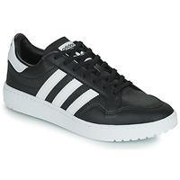 Čevlji  Nizke superge adidas Originals MODERN 80 EUR COURT Črna / Bela