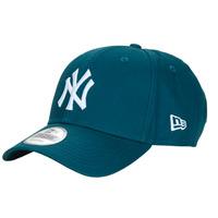 Tekstilni dodatki Kape s šiltom New-Era LEAGUE ESSENTIAL 9FORTY NEW YORK YANKEES Modra