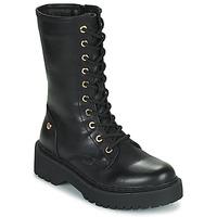 Čevlji  Ženske Polškornji Xti 43483 Črna