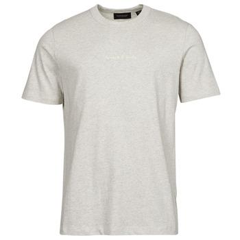 Oblačila Moški Majice s kratkimi rokavi Scotch & Soda GRAPHIC LOGO Siva