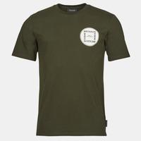 Oblačila Moški Majice s kratkimi rokavi Scotch & Soda GRAPHIC LOGO T-SHIRT Kaki