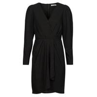 Oblačila Ženske Kratke obleke See U Soon 21222038 Črna