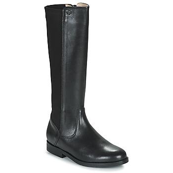 Čevlji  Deklice Mestni škornji    Acebo's 9905PE-NEGRO-T Črna