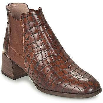 Čevlji  Ženske Gležnjarji Hispanitas ALEXA Kostanjeva