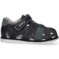 Čevlji  Dečki Športni sandali Bubble 54756 Modra
