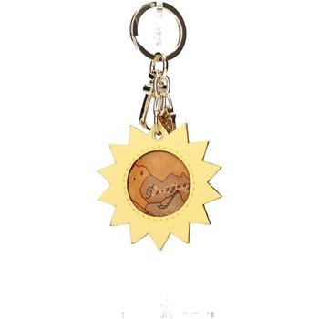 Tekstilni dodatki Ženske Obesek za ključe Alviero Martini LMPH738463 Yellow