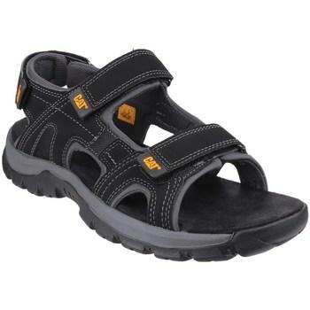 Čevlji  Moški Sandali & Odprti čevlji Caterpillar Giles Črna