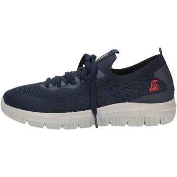 Čevlji  Moški Nizke superge Luisetti 31118TE Blue