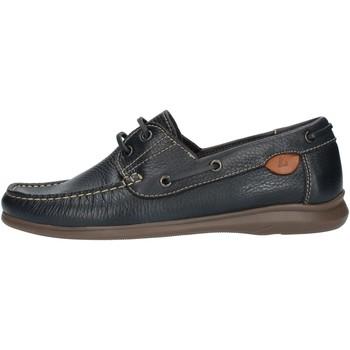 Čevlji  Moški Čevlji Derby Luisetti 33902NA Blue