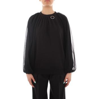 Oblačila Ženske Puloverji Marella SWEATER BLACK