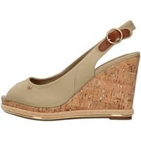 Čevlji  Ženske Sandali & Odprti čevlji Wrangler WL11651A BEIGE