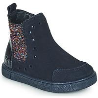 Čevlji  Deklice Polškornji Mod'8 BLANOU Modra