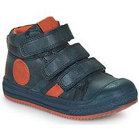 Čevlji  Dečki Visoke superge Mod'8 TALYE Oranžna