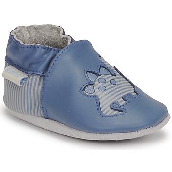 Čevlji  Dečki Nogavice za dojenčke Robeez DIFLYNO Modra