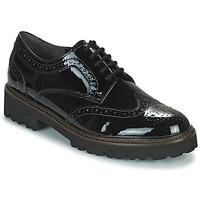 Čevlji  Ženske Čevlji Derby Gabor 524497 Črna
