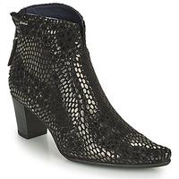 Čevlji  Ženske Gležnjarji Dorking DEISY Črna