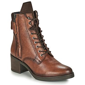 Čevlji  Ženske Gležnjarji Dorking ROX Kostanjeva