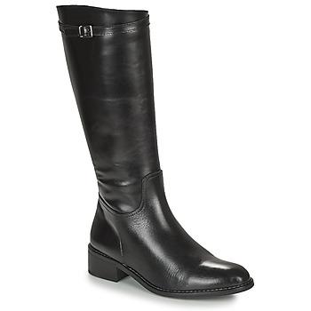 Čevlji  Ženske Mestni škornji    Dorking MARA Črna