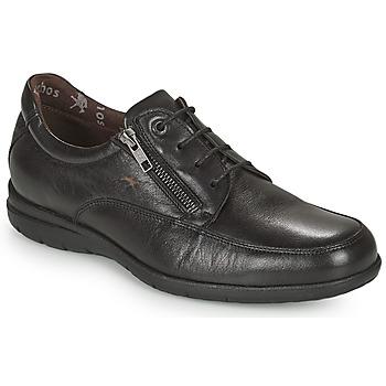 Čevlji  Moški Nizke superge Fluchos LUCA Črna