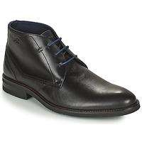 Čevlji  Moški Polškornji Fluchos OLIMPO Črna
