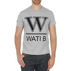 Oblačila Moški Majice s kratkimi rokavi Wati B TEE Siva